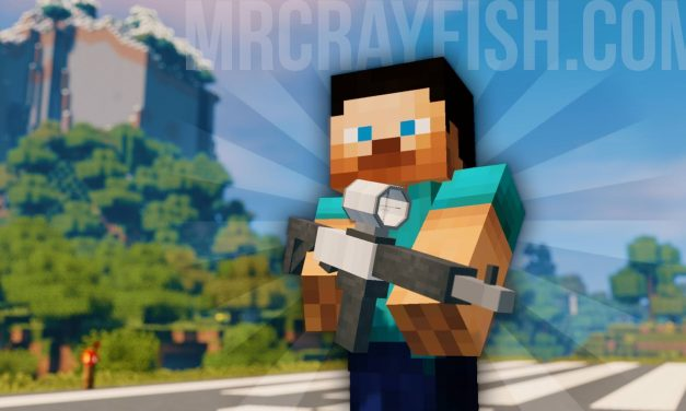 MrCrayfish's Gun Mod Minecraft – 1.12.2 → 1.16.5