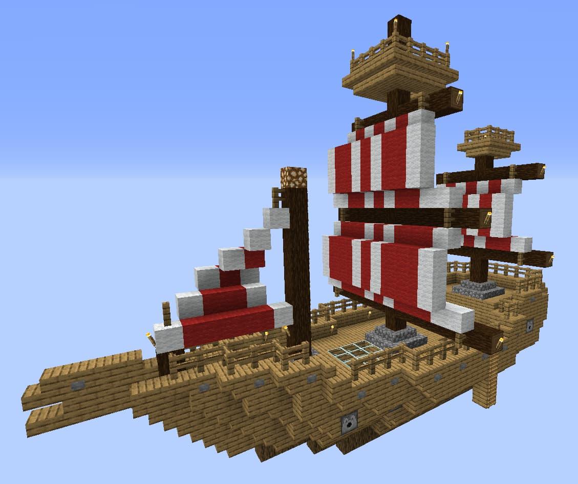 Le navire de ravitaillement