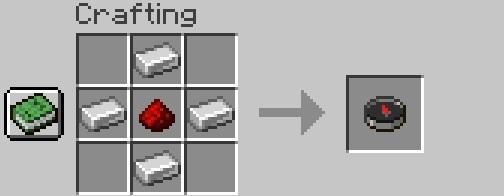 craft boussole minecraft