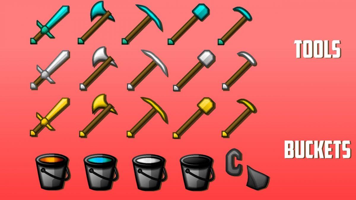 Yure's Textures : tous les outils