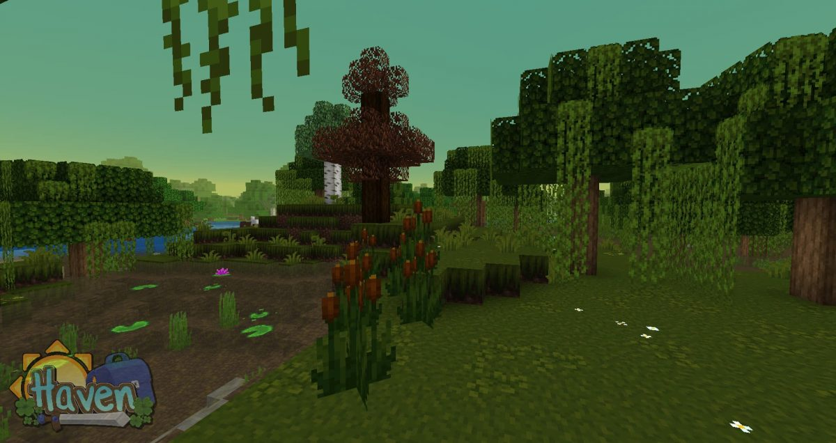 Haven texture pack : biome marais