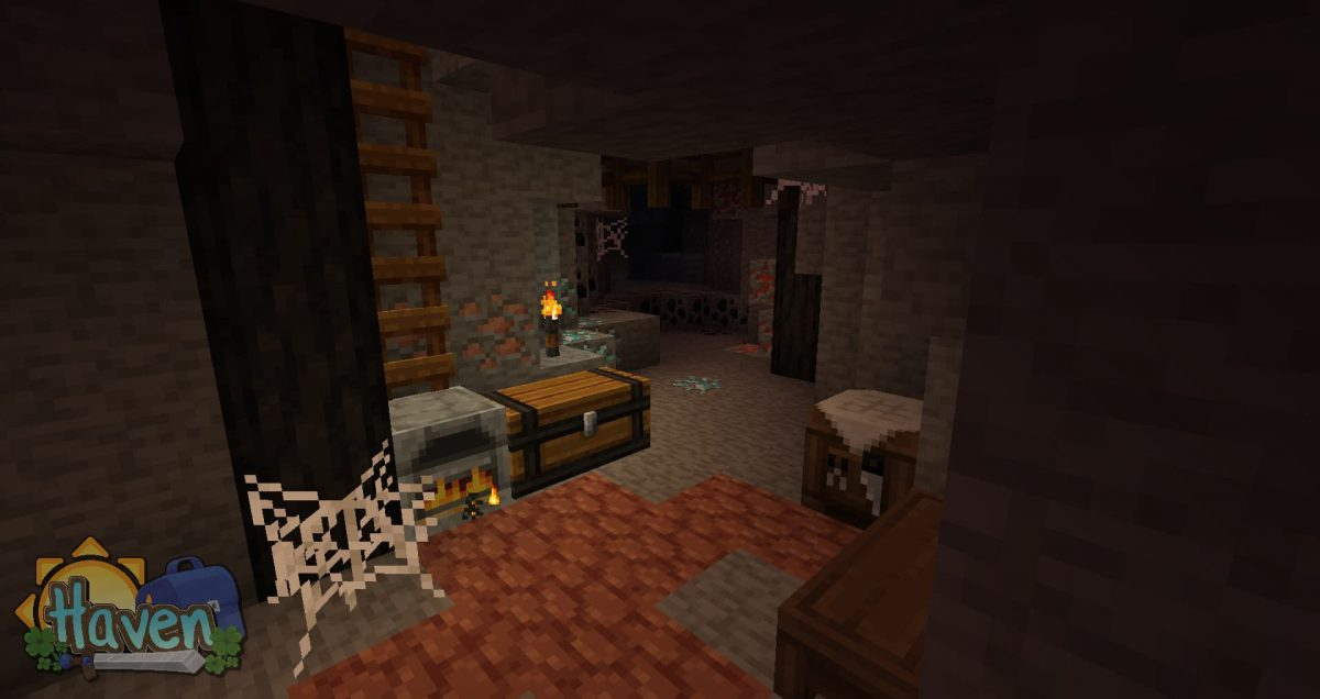 Haven texture pack : lieux sombres