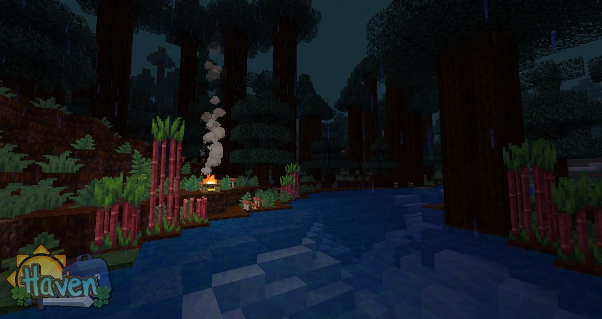Haven texture pack : biome taiga