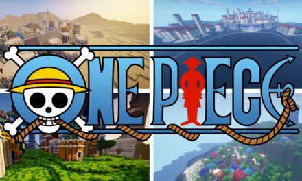 Le monde de One Piece – Map Minecraft – 1.7 / 1.14 / 1.15