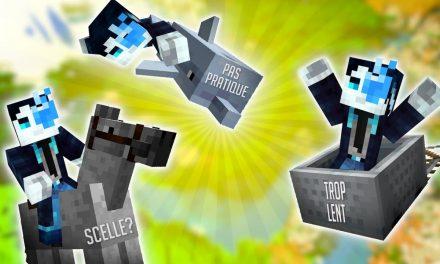 Minecraft a-t'il besoin d'une mise à jour du système de transport ?