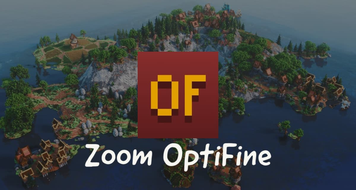 comment zoomer avec optifine dans Minecraft