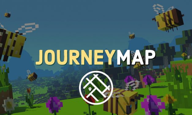 JourneyMap – Mod Minecraft Map – 1.7.10 → 1.16.5