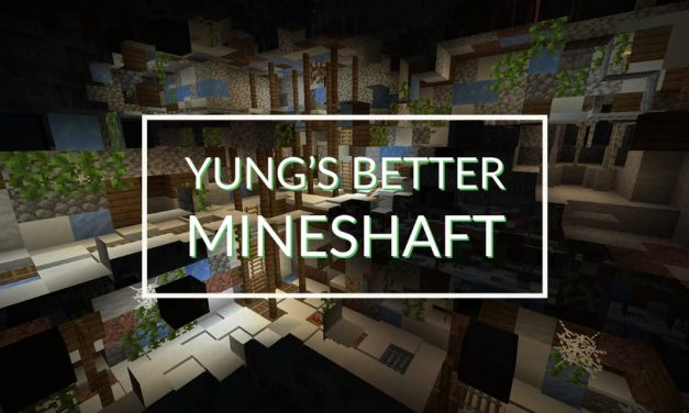 YUNG's Better Mineshafts – Mod – 1.12.2 → 1.16.5