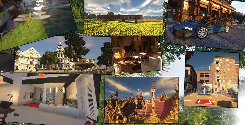 AmberStone, un serveur Minecraft entre réalisme et détente