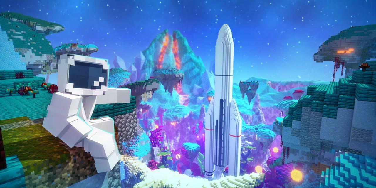 Ariane 5 World – Map Minecraft