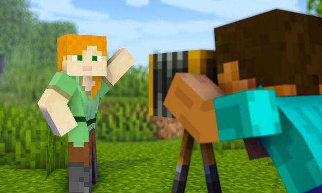 Guide pour créer un machinima dans Minecraft