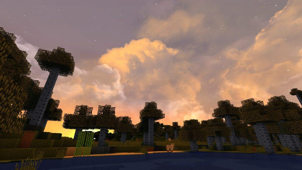 Dramatic Skys coucher de soleil 2