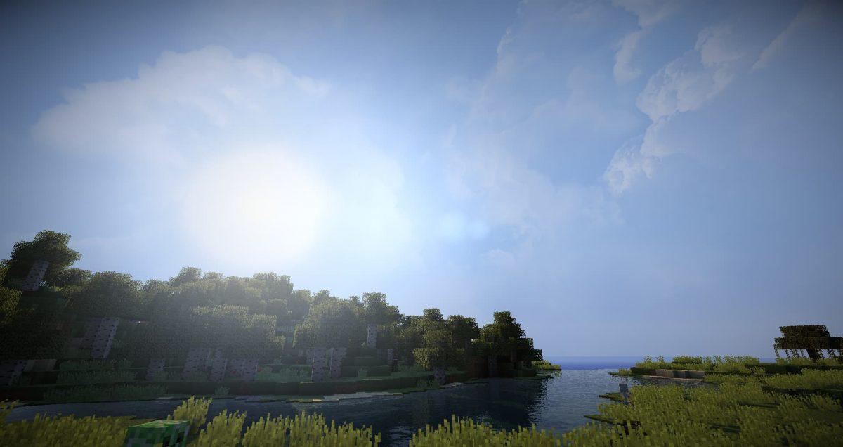 Dramatic Skys jour shader