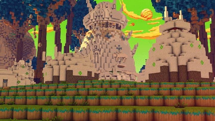 Map Fallen Kingdoms 10 : build