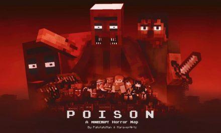 Poison – Map Minecraft Horreur – 1.16.5