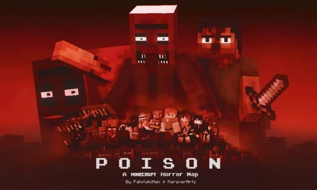 Poison – Map Minecraft Horreur – 1.16.5