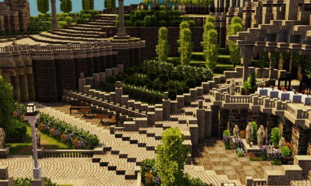 Une entreprise recrute de vrais jardiniers paysagistes pour travailler dans Minecraft