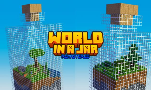 World In a Jar: REMASTERED – Map Minecraft – 1.16.5