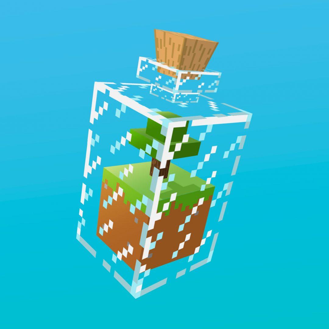 world in a jar map minecraft logo