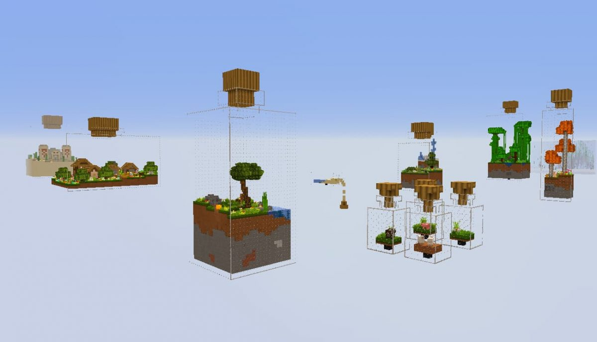 world in a jar map minecraft iles