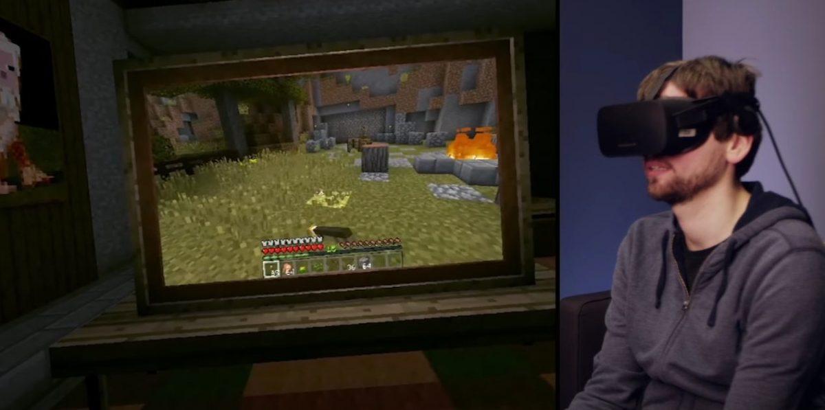 minecraft en vr