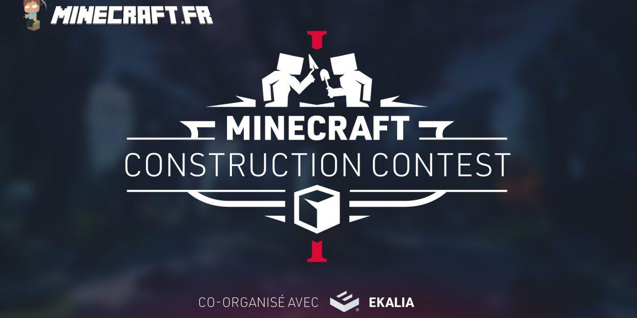 Minecraft Construction Contest I – Co-organisé avec Ekalia