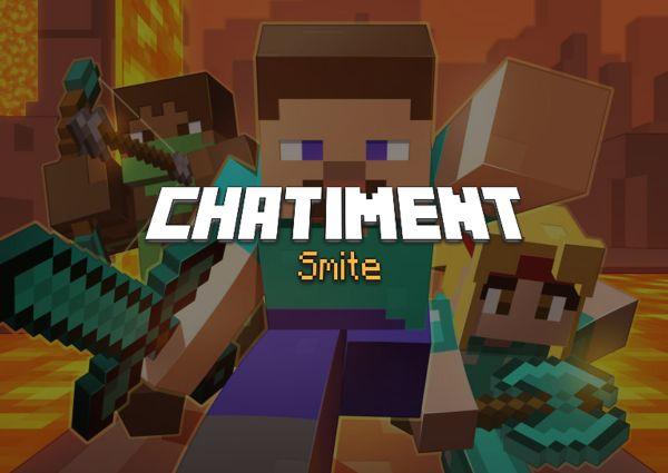 Châtiment (Smite) – Enchantement Minecraft