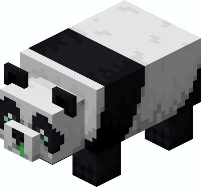 Panda faible