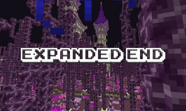 Expanded End – Datapack Minecraft – 1.16