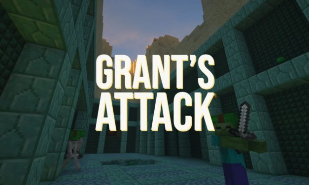 Grant's Attack – Map Minecraft – 1.15.2