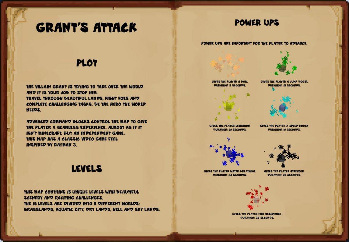 Notice Grant's Attack