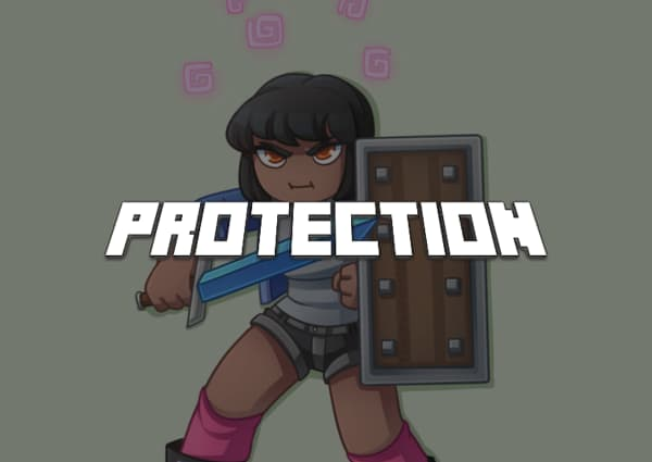 Protection Enchantement Minecraft