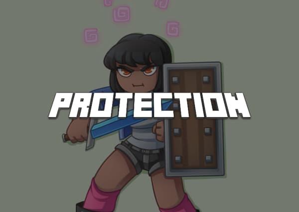 Protection Enchantement Minecraft