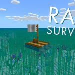 Raft Survival – Map Minecraft – 1.16.5