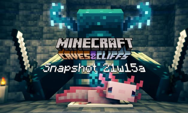 Snapshot 21w15a – Minecraft 1.17 : modification de la génération du monde