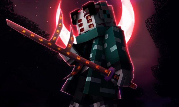 Minecraft UHC Demon Slayer