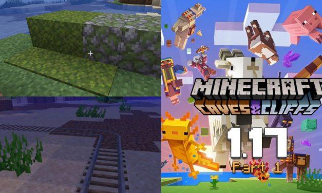 10 choses que vous ne saviez (certainement) pas sur la mise à jour 1.17 Caves & Cliffs  – Partie 1 de Minecraft