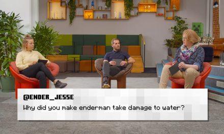 Les développeurs de Mojang répondent à des questions sur les créatures de Minecraft