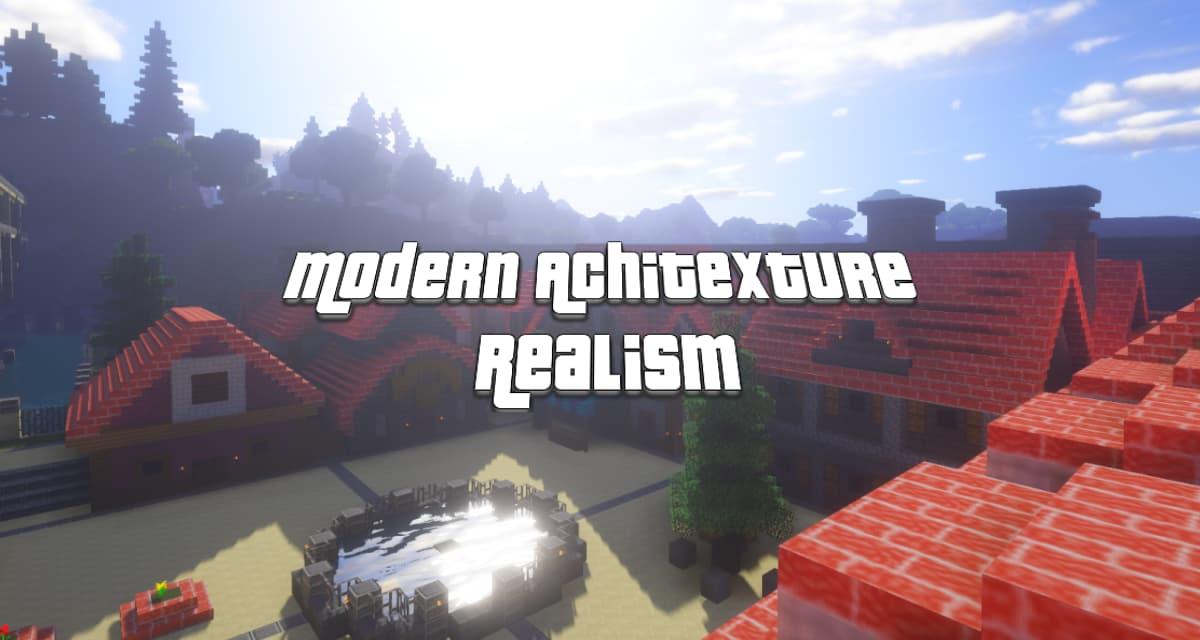 Modern Architexture Realism – Pack de Textures – 1.15