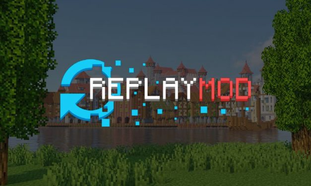 Replay Mod – Mod – 1.7.10 → 1.16.5