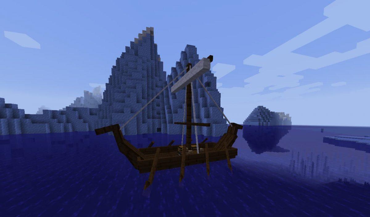 Drakkar du mod Small Ships