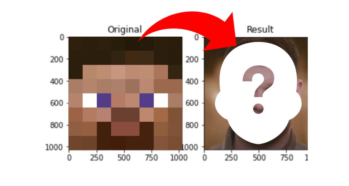 Une IA de Google imagine à quoi ressembleraient les personnages de Minecraft en vrai