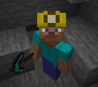 Mining hat de Useful Hats