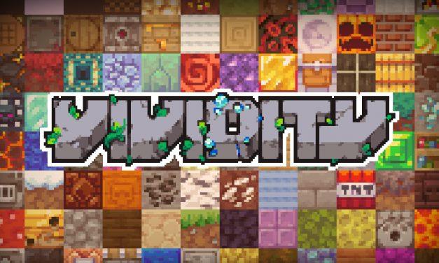 Vividity – Pack de Textures – 1.16 → 1.17
