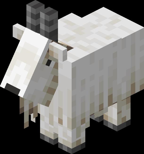 chèvre minecraft