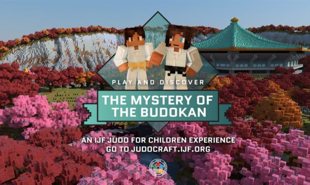 La Fédération Internationale de Judo ouvre ses portes à Minecraft