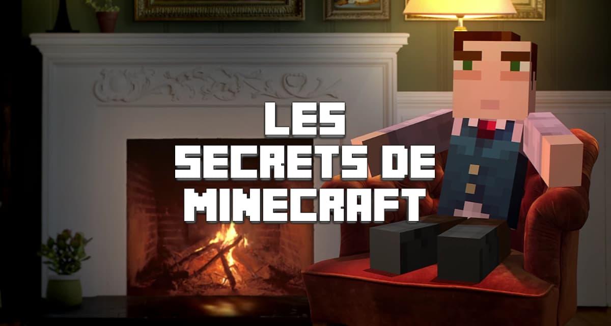 L'épisode 1 de «The Secrets of Minecraft» se penche sur les fonctionnalités supprimées de Minecraft