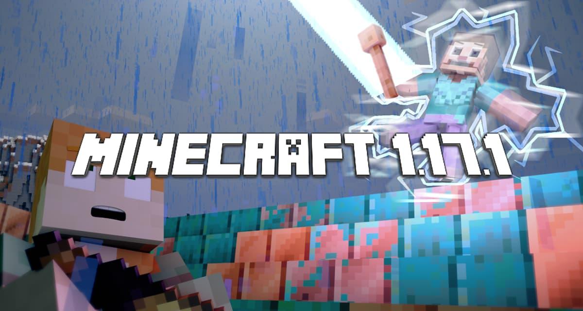 Minecraft 1.17.1
