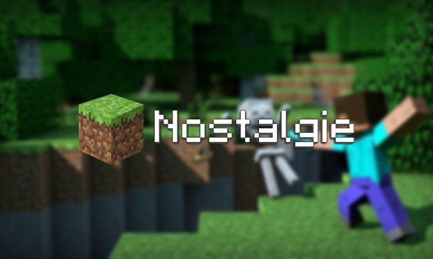 Pourquoi est-ce que Minecraft nous rend si nostalgique ?