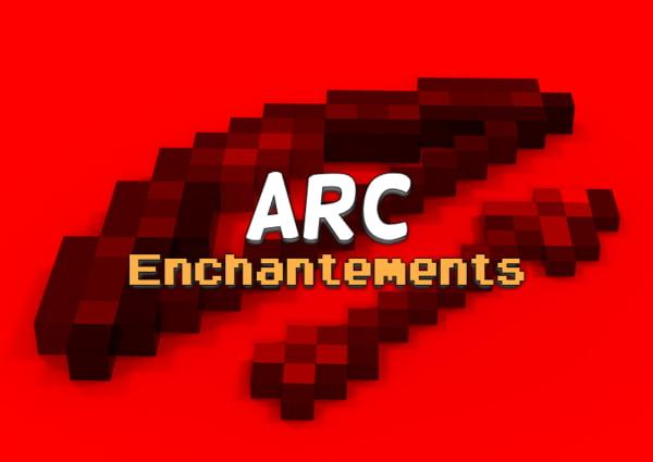 liste enchantement arc minecraft